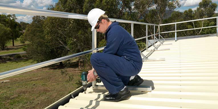 Roof Guard Rails