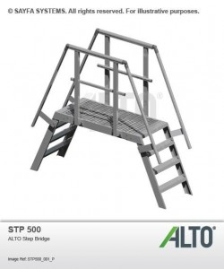 Alto Step Ladder Bridge (STP 500)