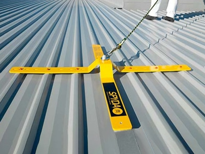 Roof Anchor Points Australian Height Safety Services