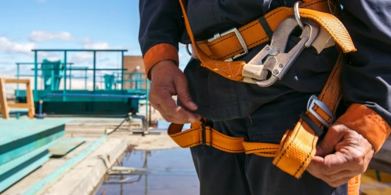Height safety and workplace requirements