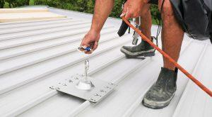 Maintaining Roof Anchor Points