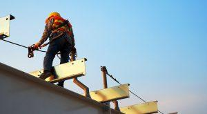 Guide To Roof Anchor Points, Roof Safety Harness & Fall Arrest Systems