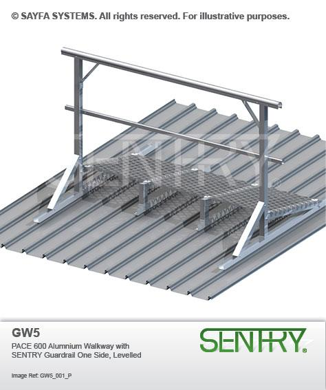 Roof Walkway Systems Amp Roof Platforms Melbourne Sydney