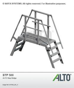 Safe Roof Access Ladder Systems