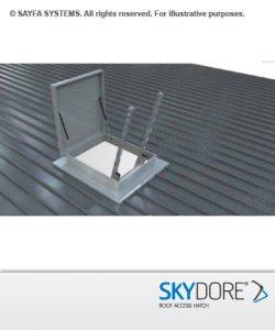 Skydore Hinged Roof Access Hatch