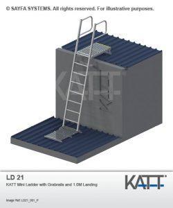 KATT Roof Access Ladder
