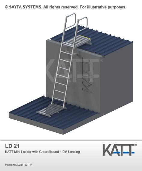 Roof Access Ladders Melbourne Brisbane Amp Sydney Access