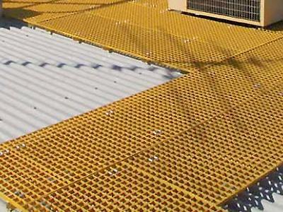 Roof Walkway Systems & Roof Platforms Melbourne, Sydney, Brisbane   AHSS