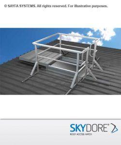 roof access hatch Sydney