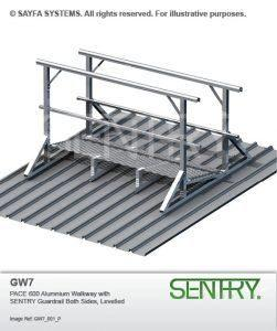 roof walkway systems Brisbane