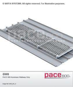Aluminium roof Walkways melbourne