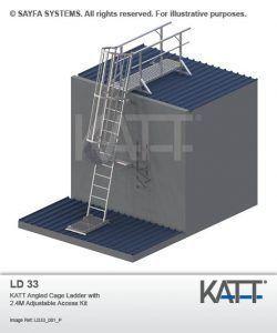 roof access ladders brisbane