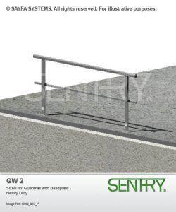 roof guardrails Brisbane