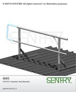 roof guardrails Sydney