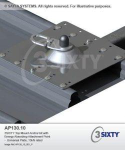 3Sixty Roof Anchor Point System