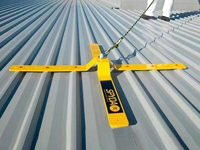 roof anchor point systems