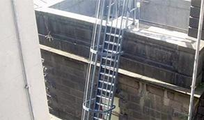 Commercial Roof Access Ladders
